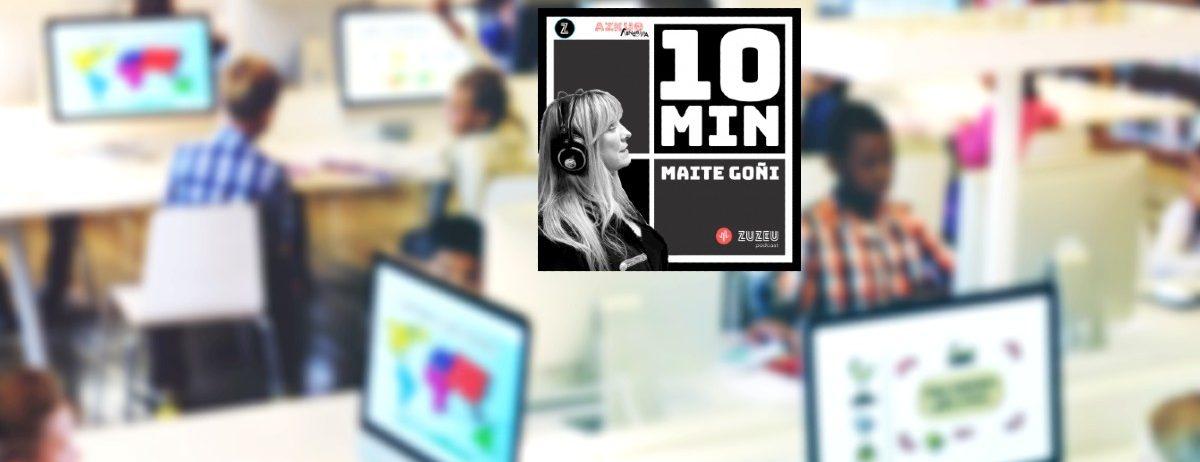 [10 minututan] Ikasitakoa erakusteko jarduera digitalak