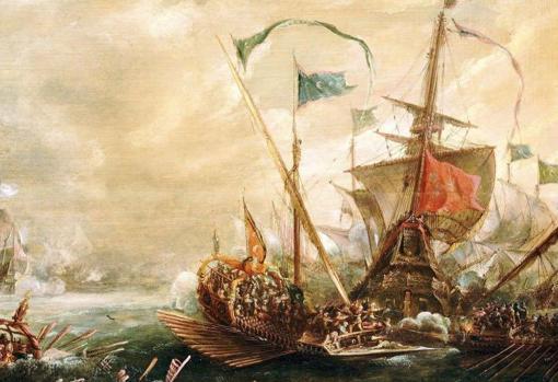 Pedro Larraondo, Mediterraneoan pirata