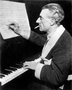 Maurice Ravel, Ziburuko musikagile handia