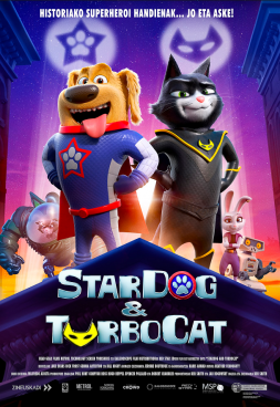 [Zinema Euskaraz] Stardog & Turbocat