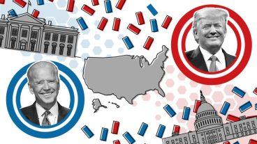 Amerikako Estatu Batuak: hauteskundeak, polarizazio politikoa eta krisi instituzionala