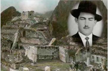 Agustin Lizarraga, Machu Picchuren egiazko aurkitzailea