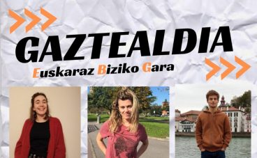 Entzun Gaztealdia