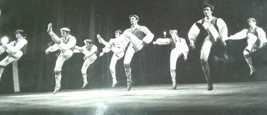 Pello Coudroy, dantza, musika eta sukaldaritza