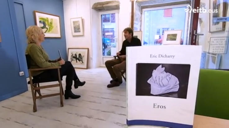 Arte[faktua] 105: Eric Dicharry 'Eros'