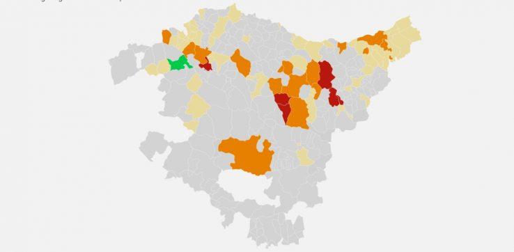 mapa covid EAE