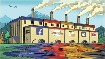 Internet erabiltzearen aztarna ekologikoa