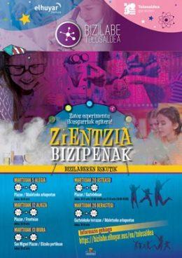 Zientzia-bizipenak Tolosaldeko herrietan