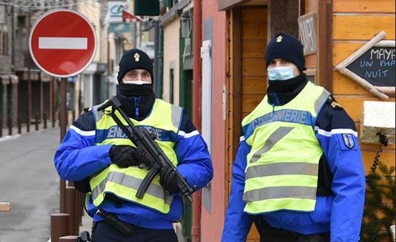 Poliziaren indarkeria