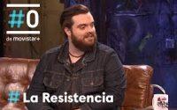 Ibai Llanos La Resistencia saioan