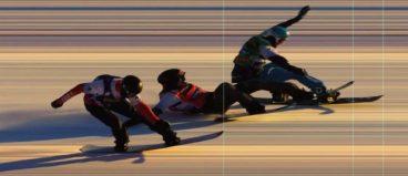 Lucas Egibar snowboardercrosseko munduko txapeldun