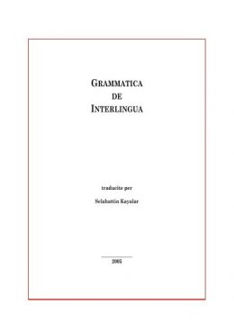 Interlingua 3