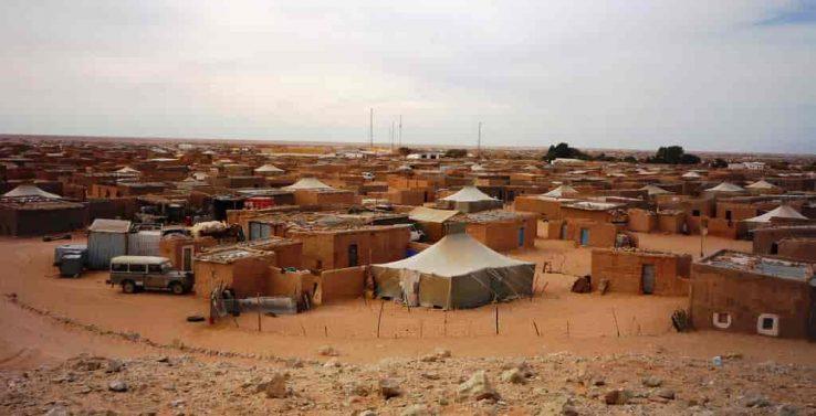 Utzi Saharako Herriaz barre egiteari