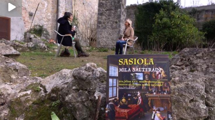 Arte[faktua] 116: Mila Salterain idazle durangarra, larunbat honetako protagonista