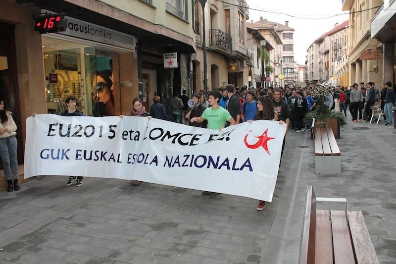 Euskal Eskola Nazionalaz