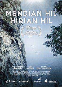 """""""Mendian hil, Hirian Hil"""" dokumentala estreinatuko da gaur"""
