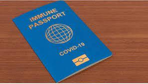 Pasaporte berdea