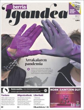 [Azalak] Pandemia garaiko martxoaren 8a