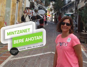 Raquel-MINTZANET BERE AHOTAN