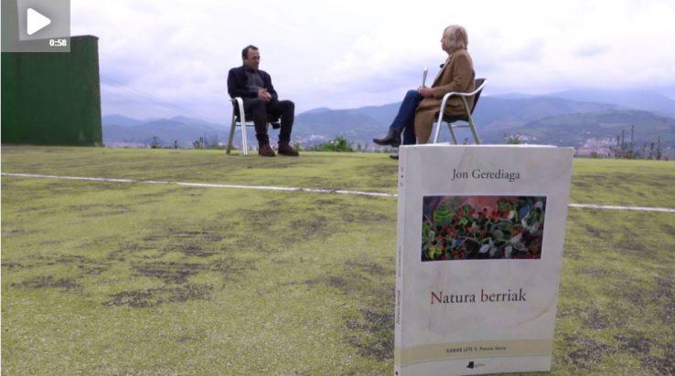 Arte[faktua] 119: Jon Gerediaga poeta bilbotarra, larunbat honetako 'Artefaktua'n