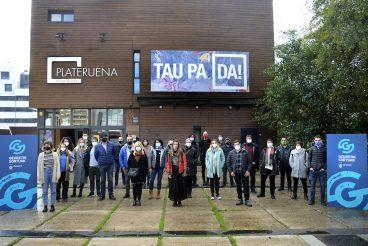 Geuretik Sortuak proiektuan parte hartuko duten artista eta udalerriak