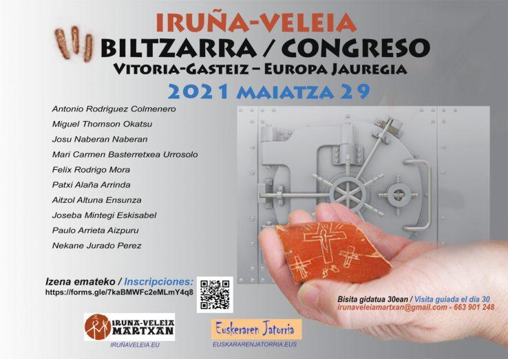 Iruña-Veleiako III. Biltzarra