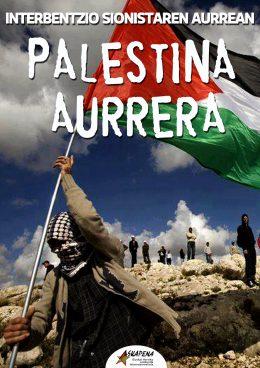 Etengabeko Nakbaren aurka, Palestina aurrera!