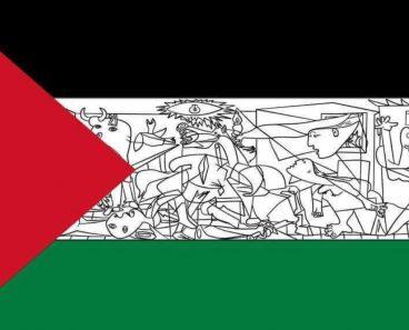 Gernika-Palestina. Elkartasuna. Askatasuna!