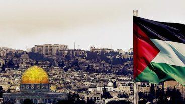 Palestinarekin elkartasuna agertzeko elkarretaratzeak