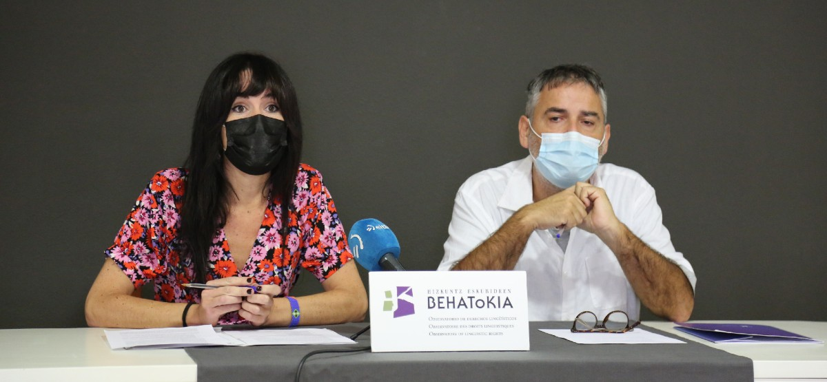 Nafarroako lan-postu publikoetan hizkuntza eskubideak bazterrean uzten jarraitzen da