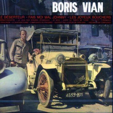 """[Kafe Aleak] Boris Vianen """"Desertorea"""""""