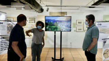 Eli Ruperez artistaren ilustrazio pieza digitala