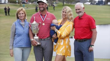 Jon Rahmek irabazi du Estatu Batuetako Irekia (US Open)