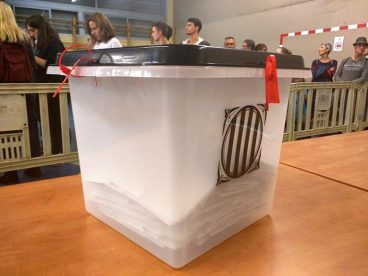 Autodeterminazio erreferendum proposamena Konstituzioaren debatean (4)
