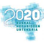 Euskal hedabideen urtekaria 2020