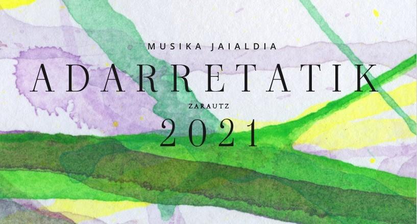 adarretatik musika jaialdia 2021