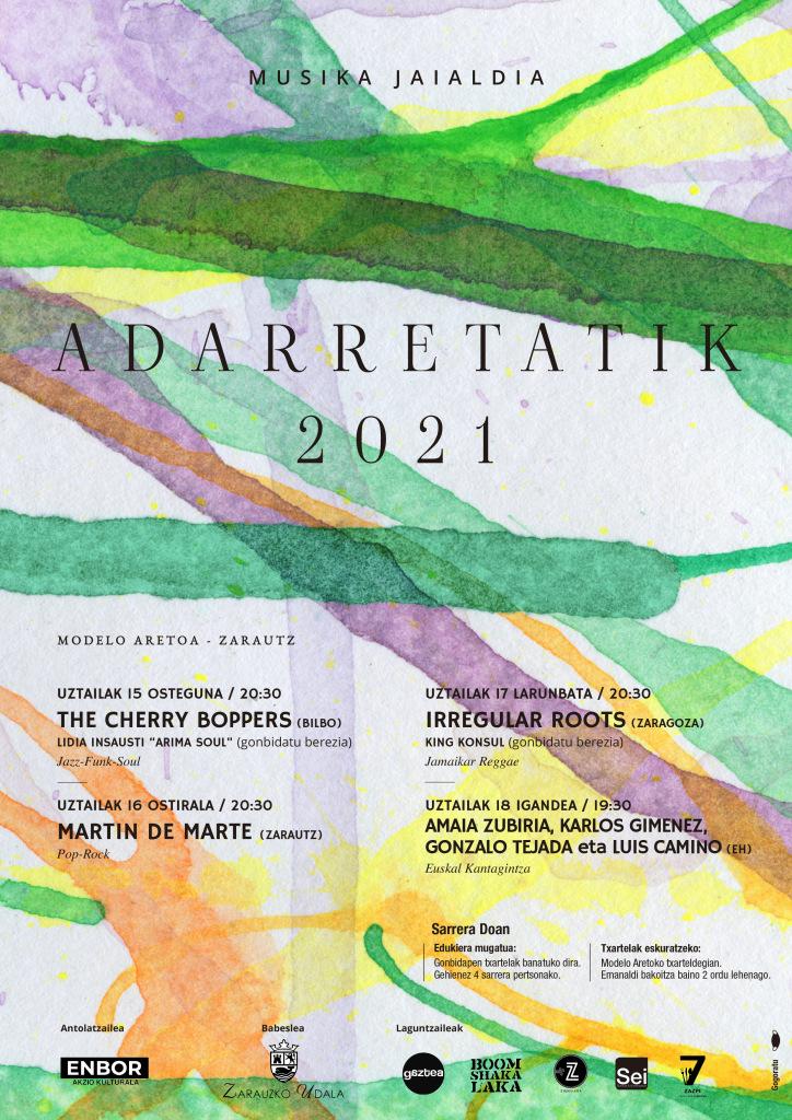 adarretatik 2021