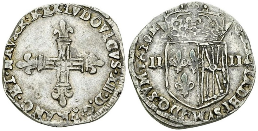 Luis II – Azken Ezkutu Laurden Sobiranoak