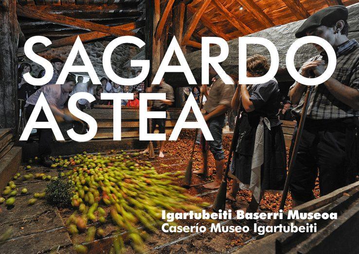 Igartubeiti Baserri Museoak Sagardo Astea ospatuko du urriaren 6tik 15era