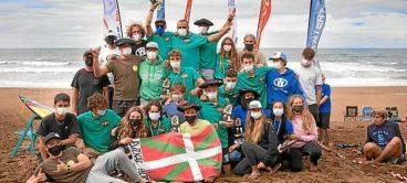 Euskal Selekzioa nagusi Kayak Surf eta Sokatira txapelketetan