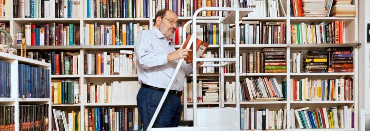 Umberto Eco eta Amoroto, orain hamar urte
