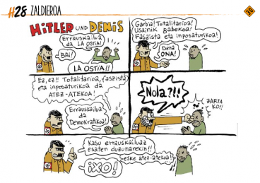 Zaldieroa (hiru h28)
