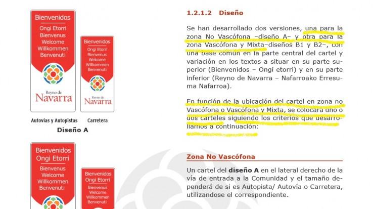 Aoiz, zona castellana Nafarroako Gobernuarentzat?