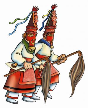Inauteriak (herririk herri) datoz