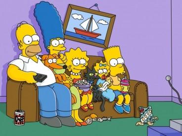Zinema The Simpsons telesailean