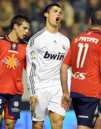 Cristiano Ronaldo Reyno de Navarran