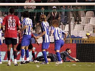 Deportivo-Osasuna