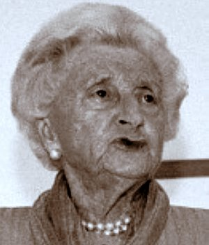 Adela Güell Ricart hil da