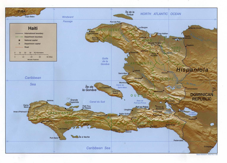 Haiti, ezagutu