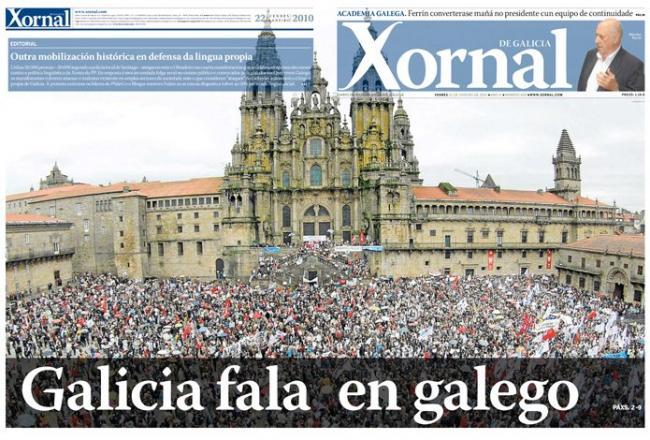 Galicia fala galego zuzeu.com